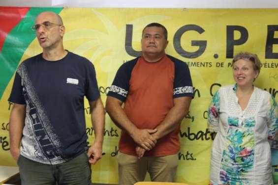 L'UGPE conteste les chiffres du baccalauréat