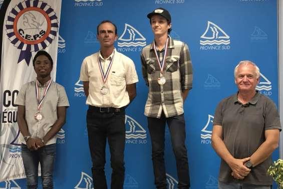 Les championsprovinciaux récompensés à Nouméa