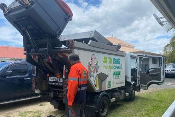 La gestion des déchets du Grand Nouméa se modernise