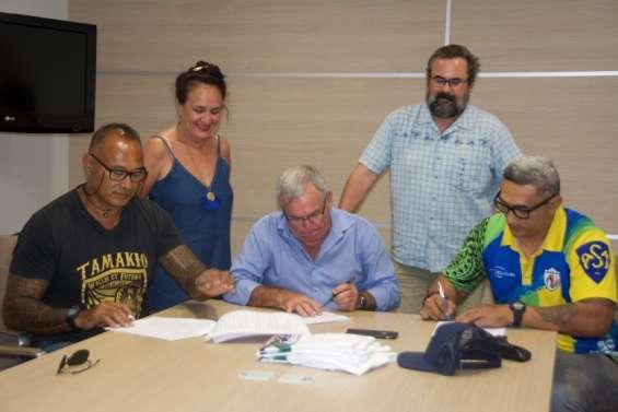 Rugby : après Wallis, Dumbéa étend son partenariat avec Futuna