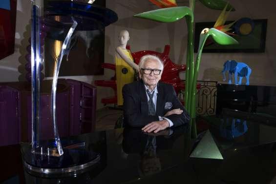 Pierre Cardin, créateur visionnaire et homme d'affaires touche-à-tout
