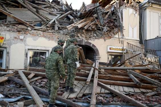 Croatie : sept morts au moins dans un violent séisme