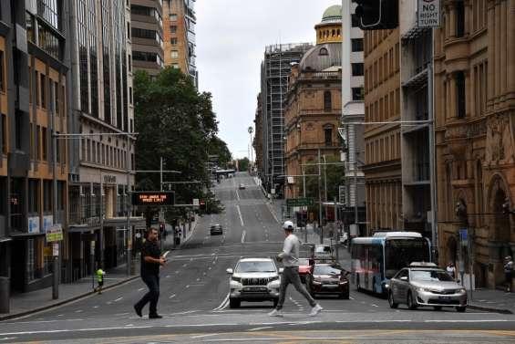 Nombreux appelsà l'isolementde Sydney