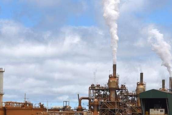 La Calédonie est dans le top 3 des pays émettant le plusde CO2 par habitant