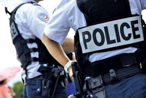 Véhicule en fuite à Nouméa, la police interpelle quatre personnes