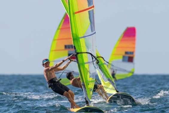 Windsurf : des Canaries à Tokyo, la préparation olympique de Thomas Goyard se précise