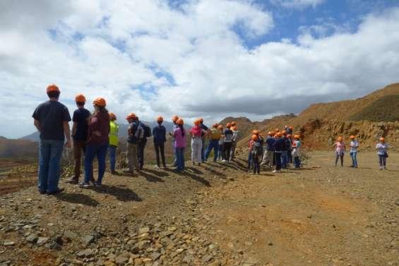 Plateau de Thio : une visite de la plus ancienne mine de Calédonie le 30 janvier