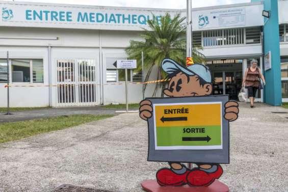 La médiathèque fermée jusqu'au 30janvier pour inventaire