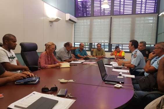 Koumac : la commission de sécurité face aux vols et aux incivilités
