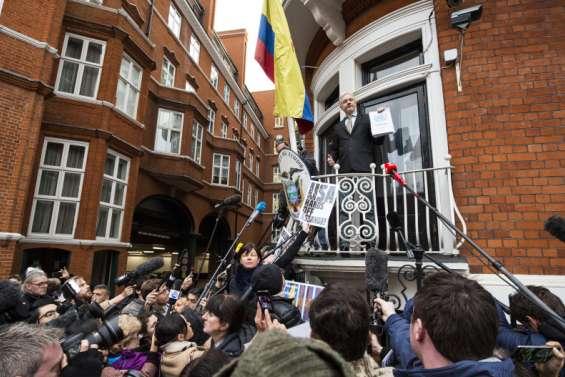 La justice britannique refuse de libérer Assange