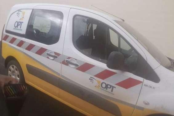 Vandalisme : les tournées de l'OPT arrêtées à Canala