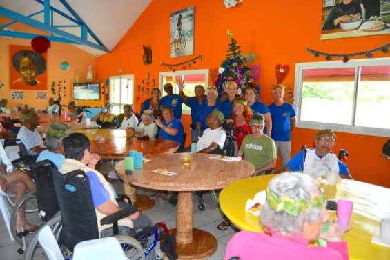 La Broussarde fête l'Épiphanie avec le Kiwanis centre ouest