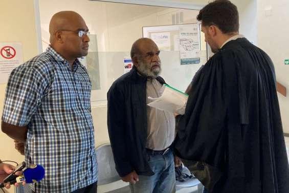 De 4mois avec sursis à 5 mois fermepour les personnes interpellées à Goro