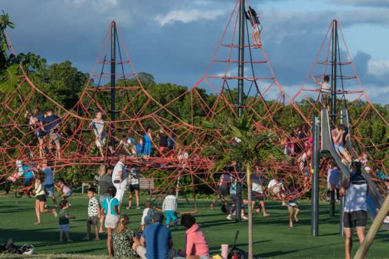 [INFOGRAPHIE] Nouméa : le tour des parcs de jeux pour enfants