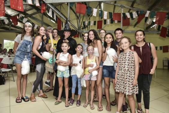 La Befana à la rencontre de la communauté italienne du Caillou