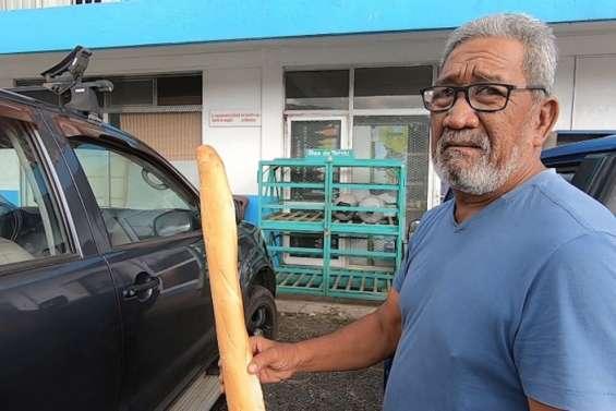 Pénurie de farinesur l'île de Raiatea