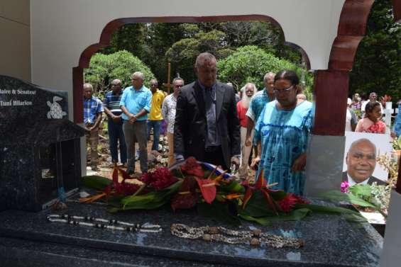 Disparition d'Hilarion Vendegou : «C'est la fin d'un règne et de toute une vie dédiée à l'île des Pins»