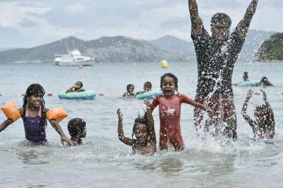 [DIAPORAMA VIDÉO] Nouméa plage : des tas d'activités gratuites à testerjusqu'au 5 février