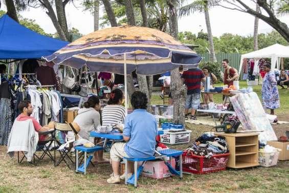 Nimarché ni vide-greniers au parc Fayard ce dimanche
