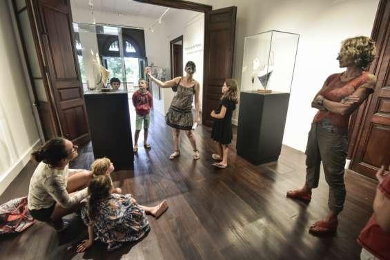 Nouméa : au château Hagen, des visites guidées et des ateliers Dans la cour de Picasso