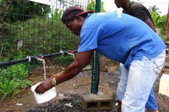 L'eau de retour demain au robinet des Mahorais