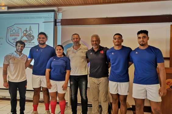 Rugby: quatre jeunes s'apprêtent à quitter le Pôle espoirs