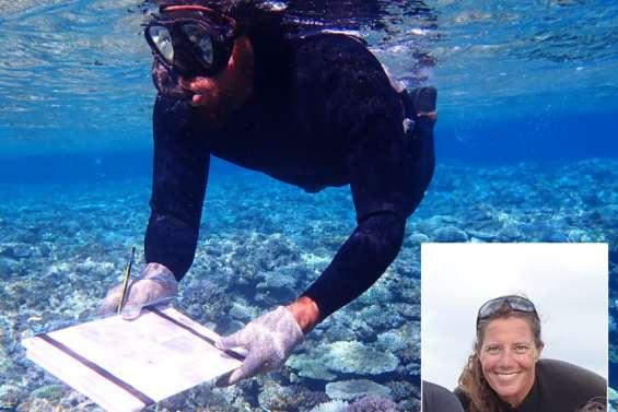 Sandrine Job, au chevet des coraux de Lifou