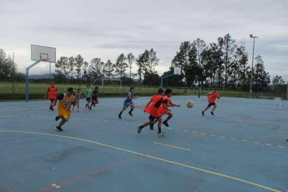 Vacances sportives au stade Médiara