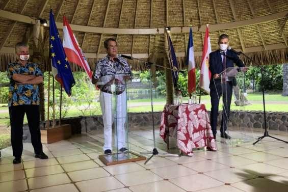 Polynésie française : restrictionssanitaires jusqu'au 15février