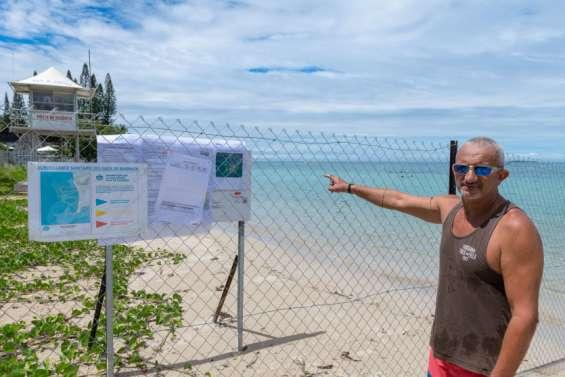 Un collectif demande la réouverture de la plage du Méridien