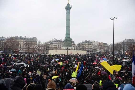 Nouvelles manifestations contre la «sécurité globale»