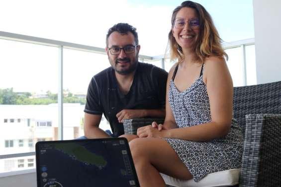 Un voilier du Vendée Globe fait un détour virtuel parla Calédonie