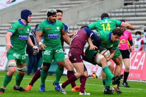 Bordeaux-Bègles et Clermont se neutralisent