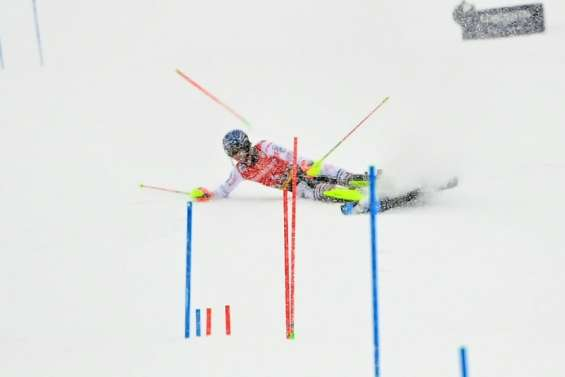 Ski alpin: Foss-Solevaag le plus rapide, Noël sorti dans la 1re manche du slalom de Flachau