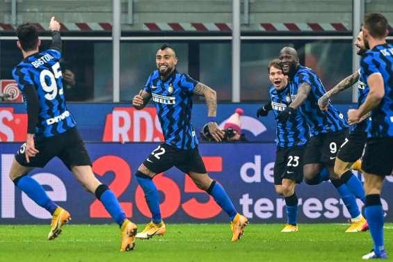 Candidat crédible au titre, l'Inter domine la Juve