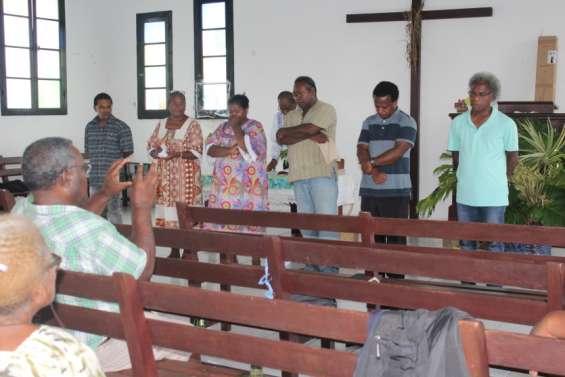 Le comité consistorial  du Wetr renouvelé samedi