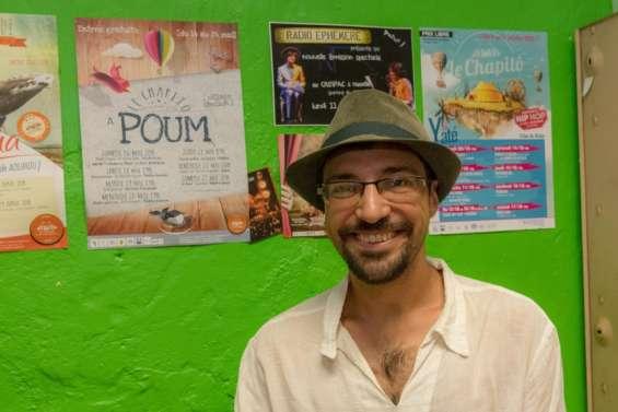 Nouméa : Quentin Retali, directeur créatif du Chapitô, au service de lasociété
