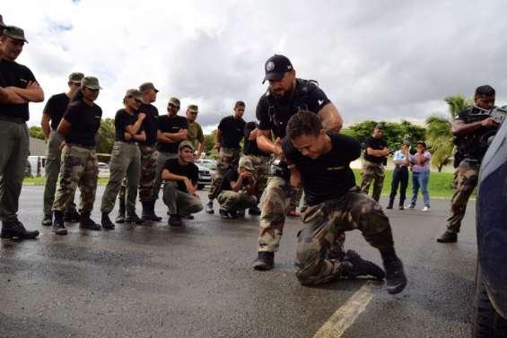 Les premiers cadets de la gendarmeriecommencent un stage intensif