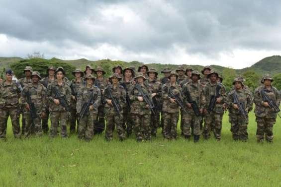L'armée de l'air délocalise une préparation militaire au camp de Nandaï