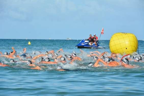 Les nageurs calédoniens vont se tester avant la Grande Traversée