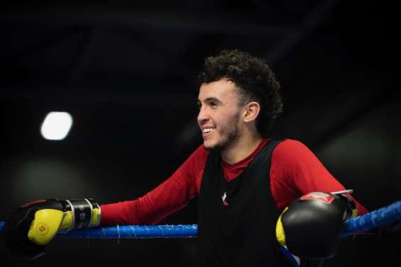 Billal Bennama, boxeur pressé