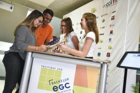 Nouméa : sept places supplémentaires à l'EGC