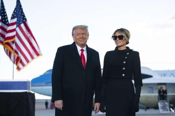 Trump entame sa vie d'après en Floride