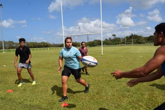 Rugby : «Elle faisait mal aux mecs»