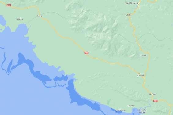 Des travaux entrePoya et Bourail, les gendarmes appellent à la prudence