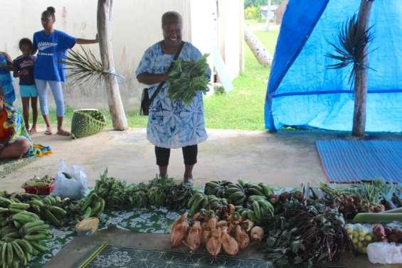 La troisième édition du marché des femmes de Wangekö abravé la pluie