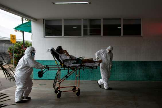 Virus: en Amazonie brésilienne, des hôpitaux débordés