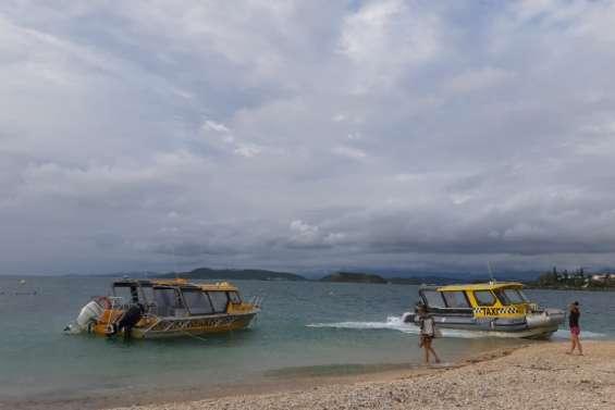Sale temps pour les sociétés de taxi-boats