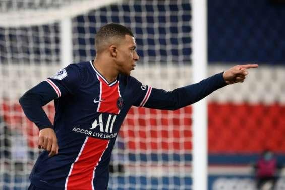 Ligue 1 - Mbappé libéré, Paris SG détaché