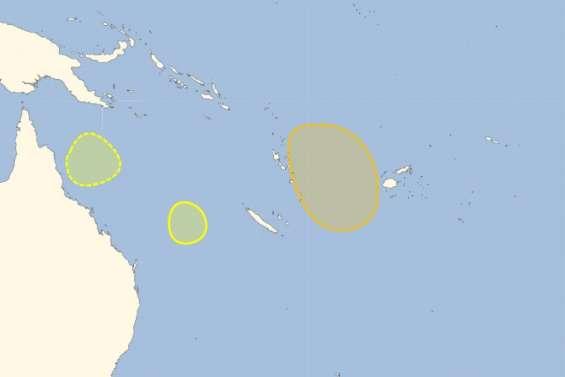 [MÀJ] Le risque de dépressions tropicales modérées augmente